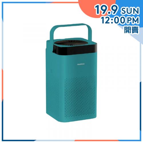 Momax Pure Air 便攜式紫外光空氣淨化機 AP10W [3色]【健康生活節】