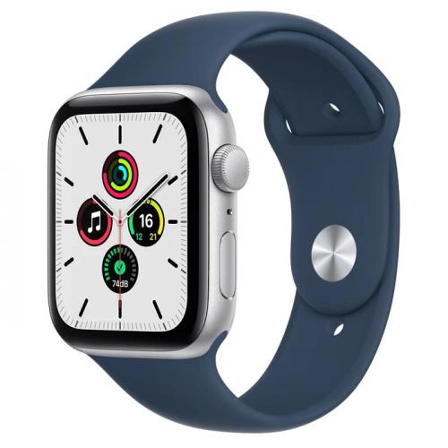 Apple Watch SE [GPS] 運動錶帶 (44mm) [4色]【恒生限定】