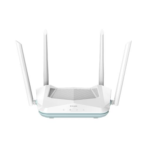 D-Link Eagle Pro AI R15 雙頻無線路由器 [AX1500]【恒生限定】