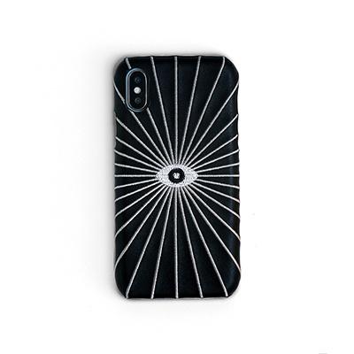 Workshop68 手工iPhone殻 - All Seeing Eye - iPhone X