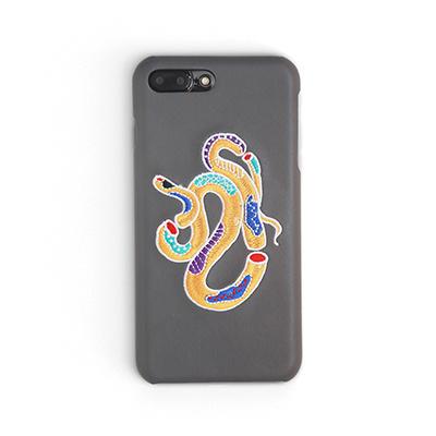 Workshop68 手工iPhone殻 - Severed Snake - iPhone 7+/8+