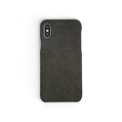 Workshop68 手工iPhone殻 - Cedar Fabric - iPhone 7+/8+
