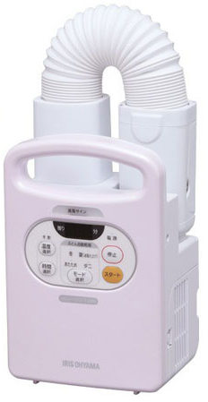 Iris Ohyama FK-C2 除蟎暖被衣服乾燥機 [2色]