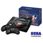 Sega Mega Drive 復刻版第五代遊戲機 [內置 85 款經典遊戲]