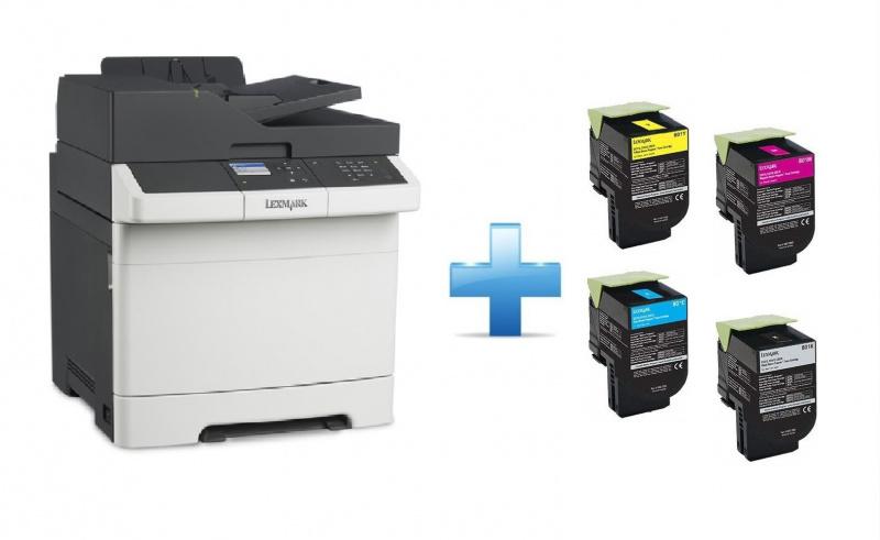 Lexmark 310dn 打印機系列 [2款]