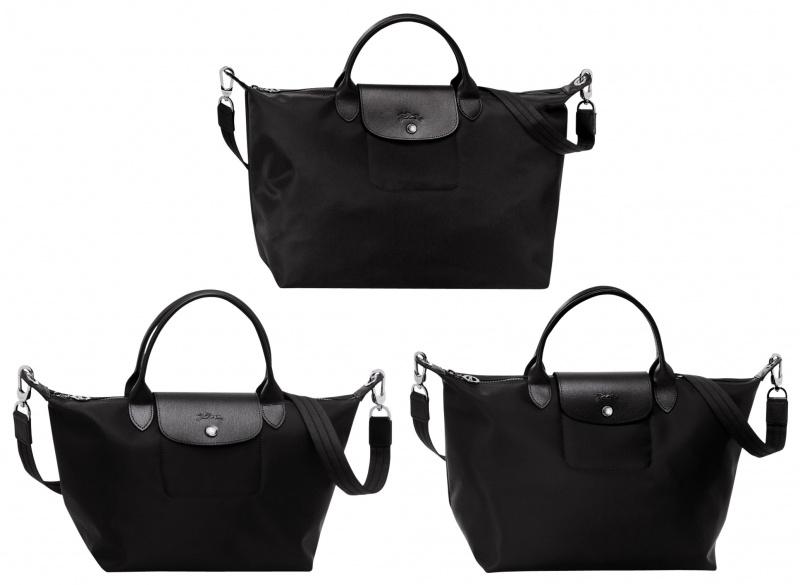 Longchamp Le Pliage Neo 手袋 [3尺寸]