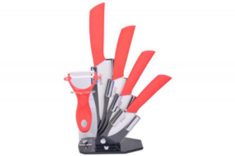 Timhome 陶瓷刀 3件/5件套裝 [4色]