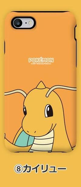 Pokemon比卡超系列 iPhone CASE [3尺寸][11款]