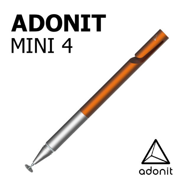 Adonit MINI4 迷你隨行觸控筆[4色]