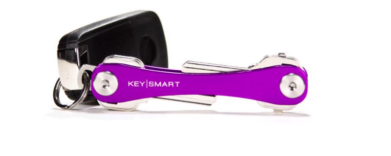 KeySmart 鑰匙收納器 [7色]