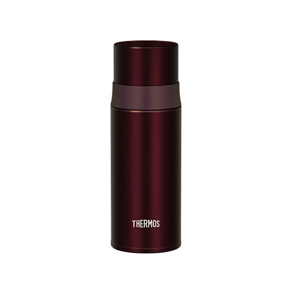 日本 Thermos FFM-350 不銹鋼真空保溫瓶 350ml [啡色]