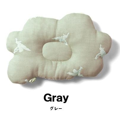 三重紗織嬰兒雲枕 [4色]