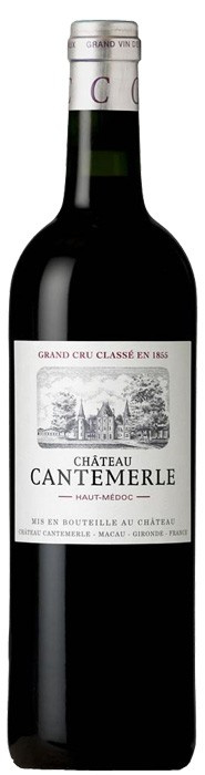 Chateau Cantemerle Haut Medoc 2008 佳得美酒莊紅酒 750ml - 1217280