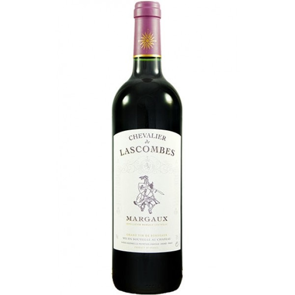 Chateau Lascombes Chevalier de Lascombes 2012 OWC 力士金酒莊副牌紅酒 750ml - 1215846