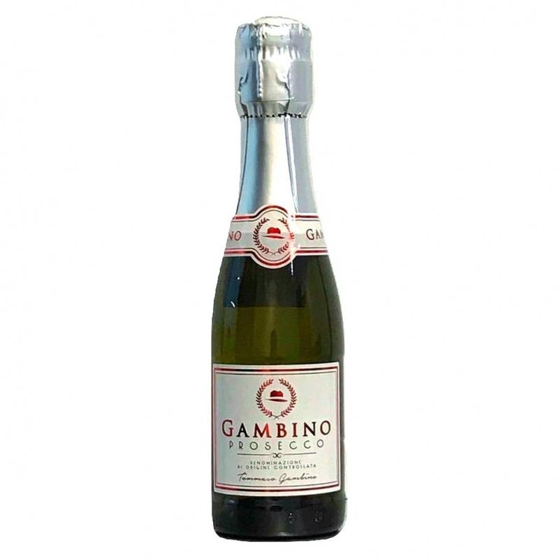 Gambino Prosecco Extra Dry 干型氣泡酒 187ml- 0601797