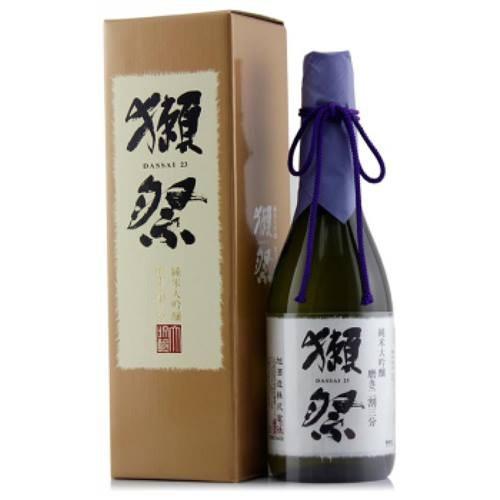 日本直送 獺祭 二割三分 純米大吟釀 720mL