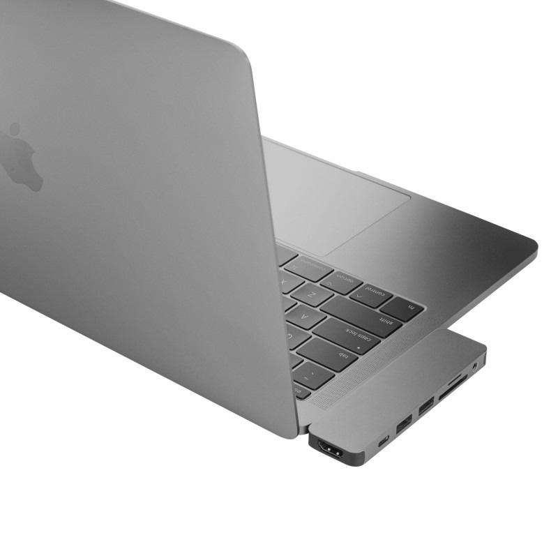 HyperDrive GN21D SOLO 7-in-1 USB-C 擴展器 [2色]