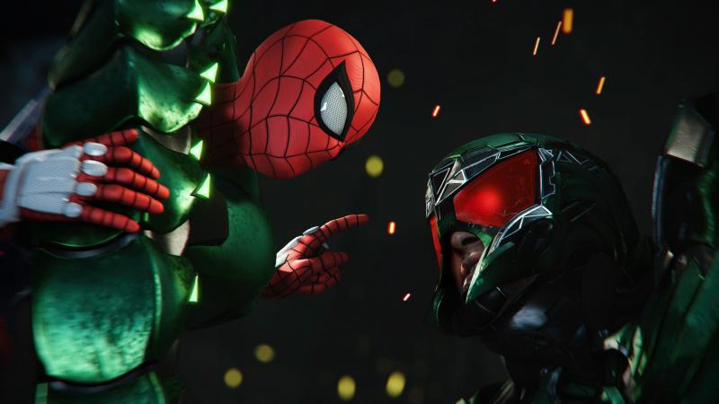 PS4 Marvel's Spider-Man 漫威蜘蛛人 Gear of Year Edition