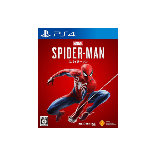PS4 Marvel's Spider-Man 漫威蜘蛛人 Gear of Year Edition