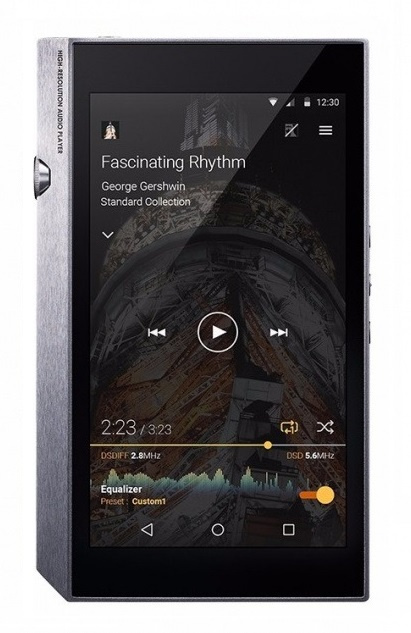 Pioneer XDP-300R 便攜式Hi-Res數碼音樂播放器 [2色]