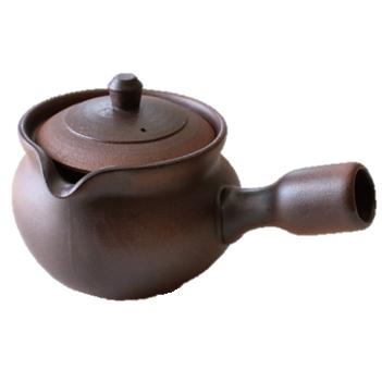 藤総製陶所 萬古燒 至高急須陶茶壺