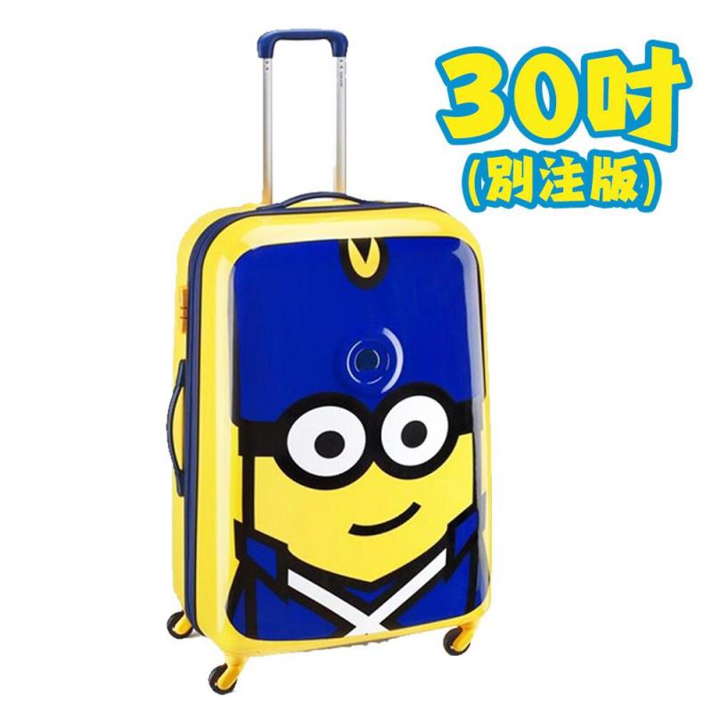 Delsey Minions 登機行李箱(別注版) [2款]