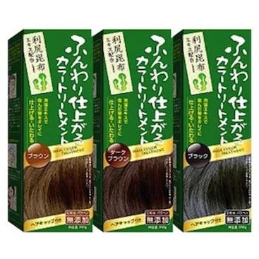 利尻昆布 天然染髮焗油 [3色]