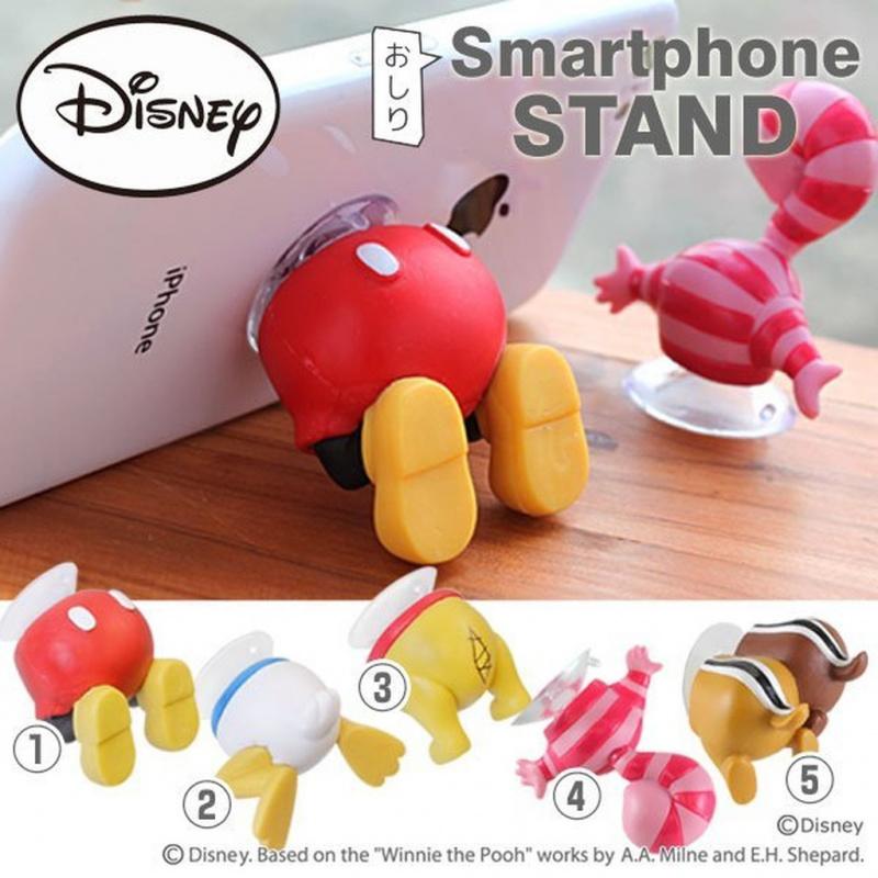 Disney 多用途吸盤手機支架 [3款]