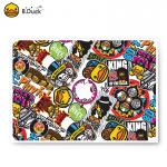 B.Duck Macbook Laptop Sticker 搖滾鴨仔貼紙 [2款]