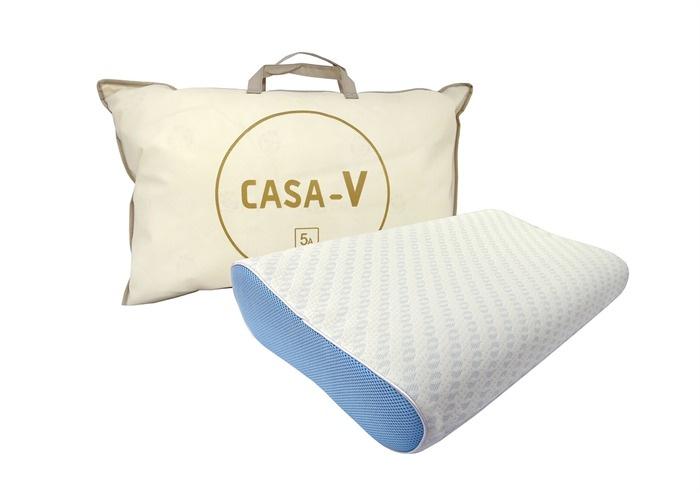 Casablanca CASA-V 備長碳感溫記憶枕 (VP100PAC22)