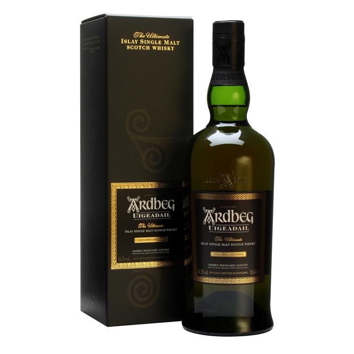 Ardbeg Uigeadail 威士忌 700mL
