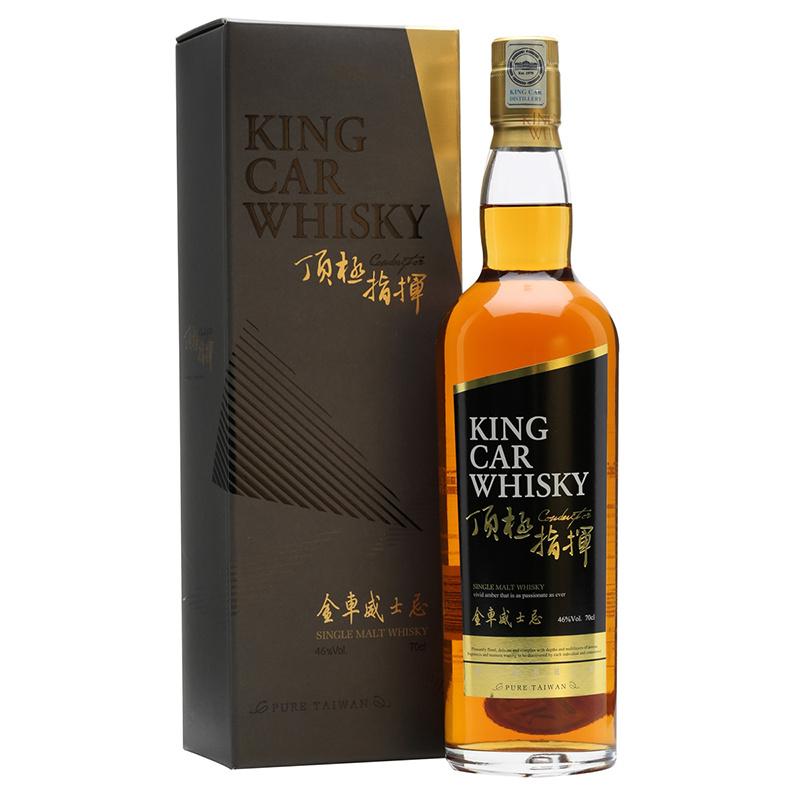 Kavalan 金車頂級指揮 單一麥芽威士忌 700mL