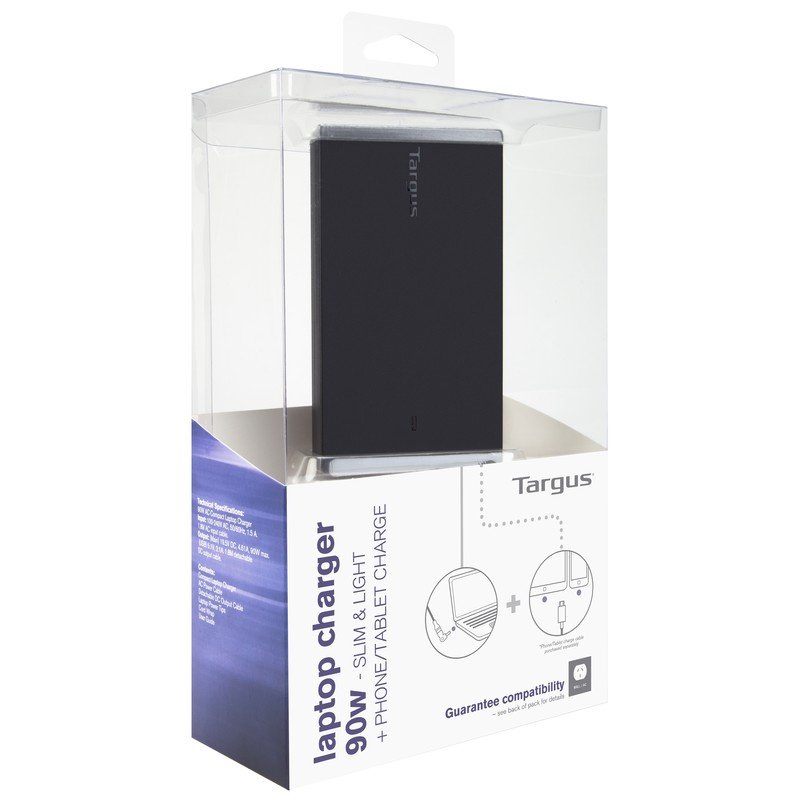 Targus APA042 Notebook Power Supply AC Adaptor 手提電腦充電器
