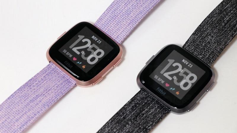 Fitbit Versa SE 智能手錶 [編織手帶特別版2色]