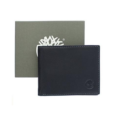 Timberland Leather Wallet 皮革銀包連禮盒 [4色]