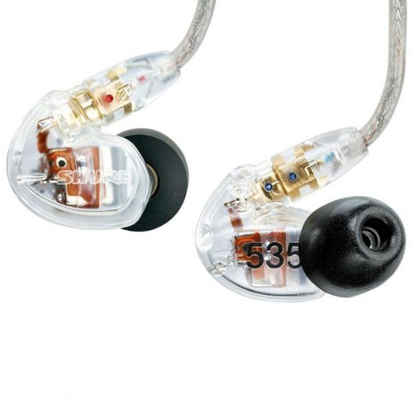 Shure SE535 入耳式隔音耳機 [2色]