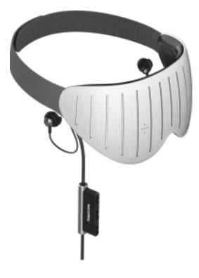 Naptime 智能深度效率睡眠眼罩連耳機 [灰色][Android/IOS版]