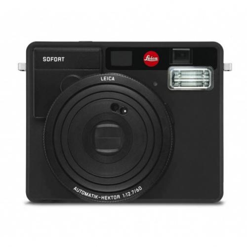 Leica Sofort Black 即影即有相機 [黑色]