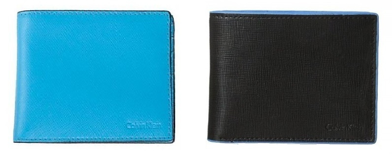 Calvin Klein 79515 男士經典銀包 [2色]