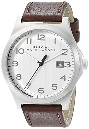 Marc by Marc Jacobs MBM5045 男士皮帶手錶