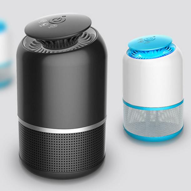 Harrow X 7 吸入式UV-LED紫光捕蚊燈 [2色]