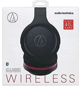 Audio Technica 鐵三角 ATH-s200BT 頭戴式無線藍牙耳機 [4色]