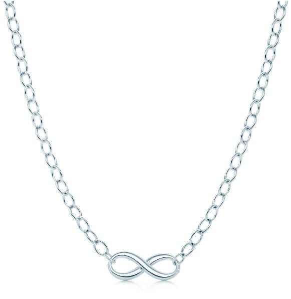 Tiffany Infinity 純銀頸鍊 (26759013)