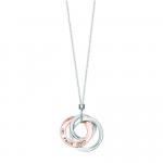 Tiffany 1837 Rubedo 鎖環圓圈鍊墜 [2尺寸]