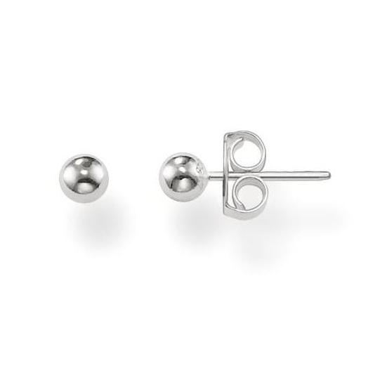 Thomas Sabo Sterling Silver Glam & Soul Dots 耳環 (H1845-001-12)