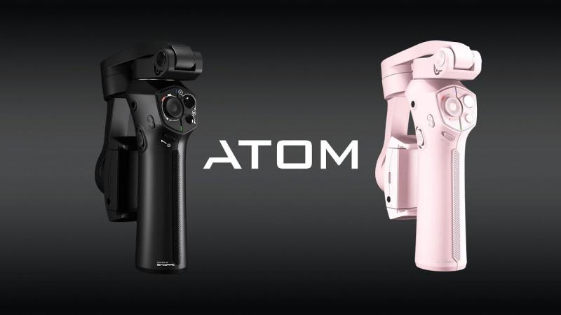 Snoppa Atom 袖珍版手機穩定器 [2色]