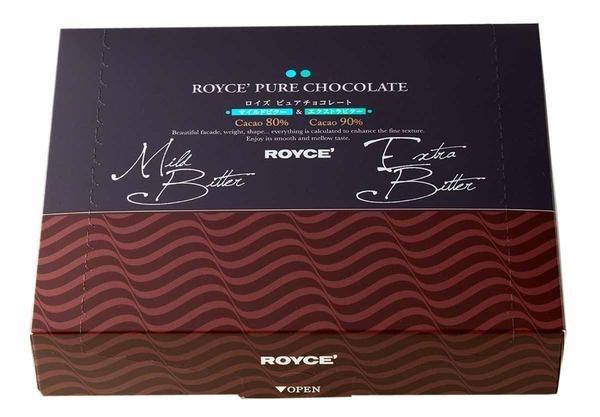 Royce 濃味及特濃味朱古力1盒
