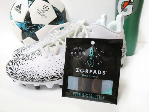 Zorpads 美國太空科技鞋子除臭貼片 [3對/5對]