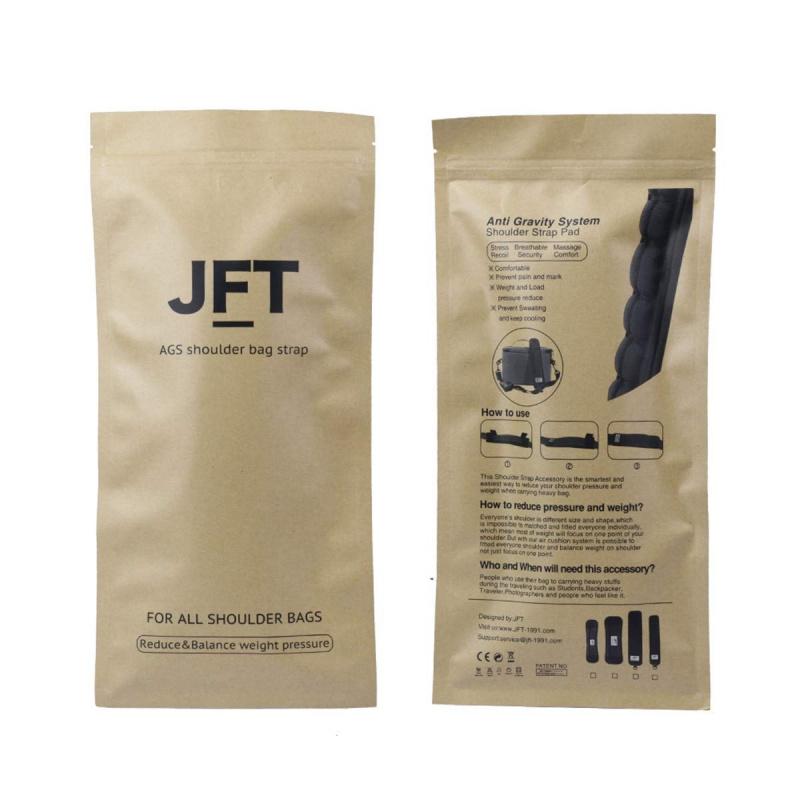 台灣設計 JFT 反重力背帶 [2款] [2尺寸]