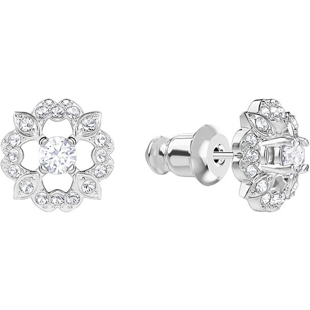 Swarovski Sparkling Dance Flower 耳環 (5396227)